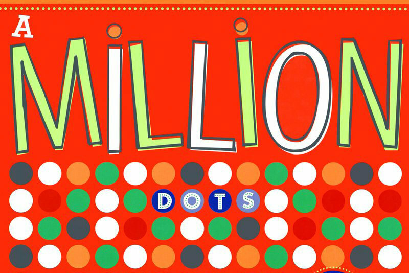 A Million Dots book