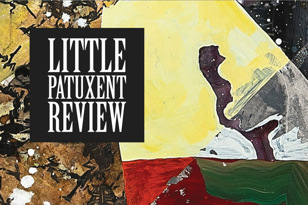 Little Patuxent Review literary magazine - detail of the summer 2020 issue