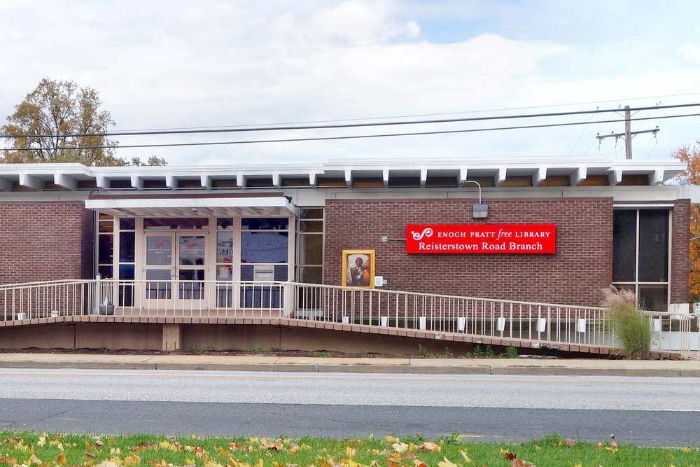 Reisterstown Road Branch